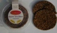 Essener- Brot Tomate- Saaten, 5 Runde, glutenfrei, salzfrei, Bio