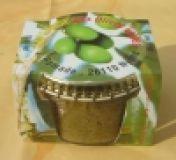 grüne Tapenade aus der Provence, roh, 160ml