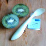 Messer und Löffel in einem: der Mössel von Lurch, Stück