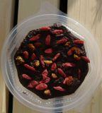 100%- Rohe Schokolade, 40g, gcA*,  Hanf