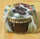 schwarze Tapenade aus der Provence, roh, 160 ml