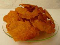Gesunde Chips Teneriffa, Bio, mit Omega 3, mit Stein- Salz, 75g