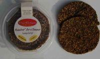Essener- Brot Saaten, glutenfrei, salzfrei, Bio, Pur mit Bärlauc