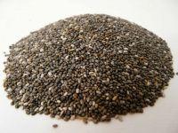 Chia Saat, schwarz, keimfähig, 250g, bio