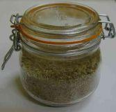 Champignon- Pulver, EN, Bio, 100g im Bügelglas