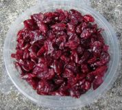 Cranberries, getrocknet, mit Ananas gesüßt, 125g