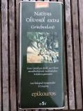 Olivenöl Bio griech., sortenrein Thrumba, 5 l Kanister